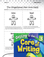 """Writing Lesson Level 3 - More Than """"Once Upon a Time"""""""