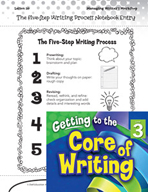 Writing Lesson Level 3 - The Five-Step Writing Process