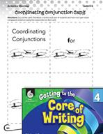 Writing Lesson Level 4 - Compound Sentences