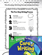 Writing Lesson Level 4 - The Five-Step Writing Process