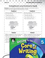 Writing Lesson Level 5 - Sharing Writing