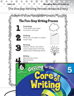 Writing Lesson Level 5 - The Five-Step Writing Process
