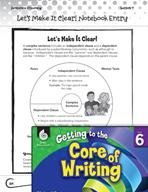 Writing Lesson Level 6 - Complex Sentences