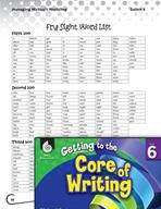 Writing Lesson Level 6 - The Writing Folder