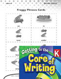 Writing Lesson Level K - Adding Details to Sentences