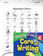 Writing Lesson Level K - Using the Alphabet Chart