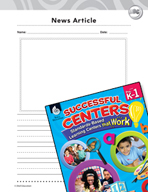 Writing News Stories - The Daily News Literacy Center