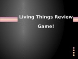 TN 1st Grade Science Unit Living Things Review Game
