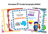 TN 3rd Grade Social Studies Bundle