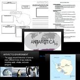 Antarctica Unit- TNReady