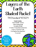 TN 4.ESS2.4 Layers of the Earth