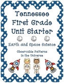 TN First Grade Unit Starter: Observable Patterns in the Universe **BUNDLE**
