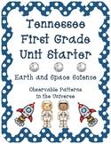 TN First Grade Unit Starter: Observable Patterns in the Un