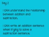 TN Ready Math Lesson 4 Flipchart