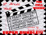 TN Ready Math Reviews SUPER BUNDLE!!!