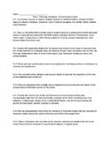 TN Ready Part 1 Social Studies Standards Guide and Fair/Pr