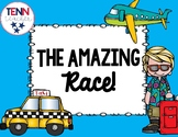 The Amazing Race STEM Challenge/Integrated Lesson