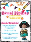 TN Ready Social Studies