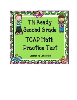 TN Ready- TCAP 2ndGrade Math Practice Test- Questar- Teacher Admin Script