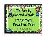 TN Ready- TCAP Second Grade Math Practice Test- Questar