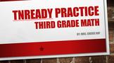 TN Ready Third Grade 3 Math Prep B
