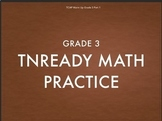 TN Ready Third Grade Math Practice