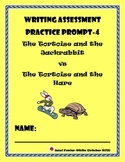 TN Ready/Common Core Comparing/Contrasting Writing Assessment Practice Bundle/