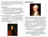 Key Leaders of the American Revolution