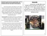 TN SS 4.57 Industrial Revolution, Slater, Fulton, Cotton Gin, National Road