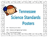 TN Science Standards Posters 2018
