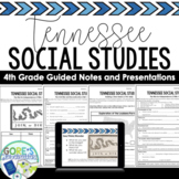Tennessee Social Studies 4th Grade Worksheets
