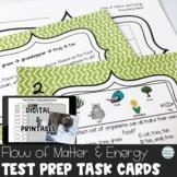 TN TCAP 5th Grade Science Review Task Cards ~ Flow of Matt