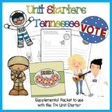 TN Unit Starters 1st grade BUNDLE