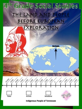 Review TN 4.1, TN 4.2, TN 4.3 The Land and People Before European Exploration