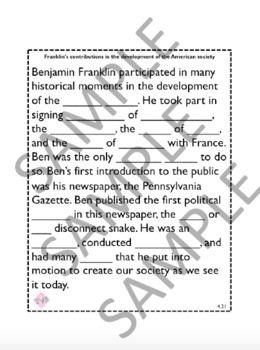 TN4.21 Benjamin Franklin