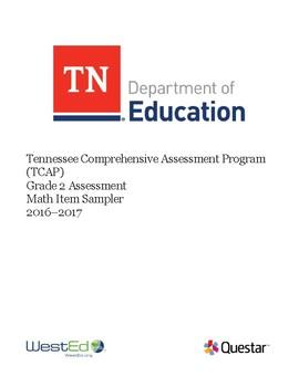TNReady Grade 2 item Sampler