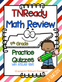 TNReady Math Practice Quizzes