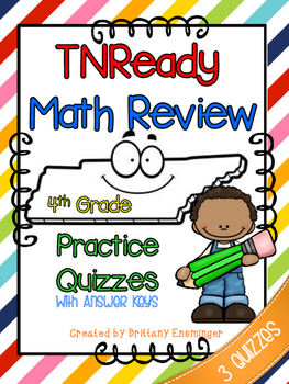 TNReady Math Practice Quizzes