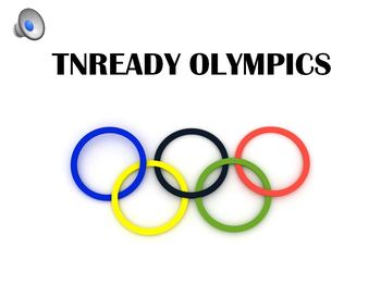 TNReady Olympics--Test Prep using Practice Test Questions