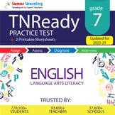 TNReady Practice Test, Worksheets & Remedial Resources - 7th Grade ELA Test Prep