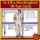 To Kill a Mockingbird Unit Novel Study