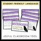 TO KILL A MOCKINGBIRD: CHAPTER SUMMARY CARDS