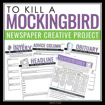 TO KILL A MOCKINGBIRD CREATIVE FINAL PROJECT