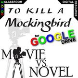 TO KILL A MOCKINGBIRD Movie vs Novel Comparison (Created for Digital)
