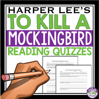 TO KILL A MOCKINGBIRD QUIZZES