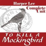 TO KILL A MOCKINGBIRD Unit Plan - Novel Study Bundle (Lee) - Literature Guide