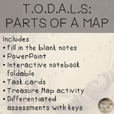 Mapping Skills: TODALS Bundle
