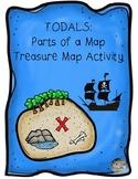 TODALS: Treasure Map Activity