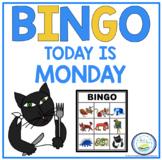 TODAY IS MONDAY BINGO SET