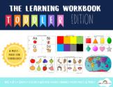 TODDLER LEARNING WORKBOOK